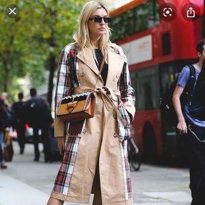 JW Anderson x Uniqlo reversible Trench coat